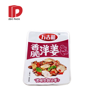 Bags For Snack Packaging Type Plastic Bags Custom Plastic Packaging Bags Stand Up Pouch For Food snack