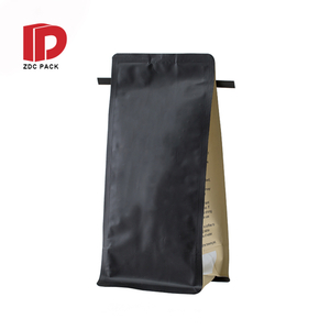 Custom Matte package for coffee food packaging manufacturer coffee bean bags