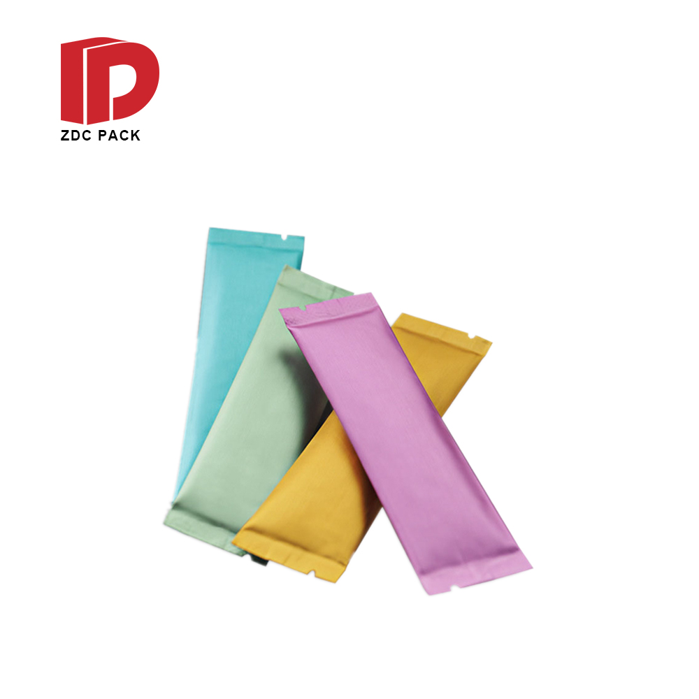 Eco friendly packaging bags aluminum foil coffee bags zipper bag food coffee packaging small sachet bag
